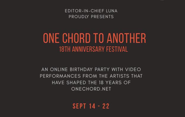 Volter mukana One Chord to Another -blogin syntymäpäivillä
