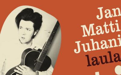 Jani Matti Juhani laulaa Elvistä suomeksi -albumi julkaistu!